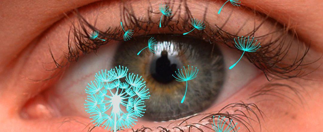 Allergische ogen, wat kun je eraan doen