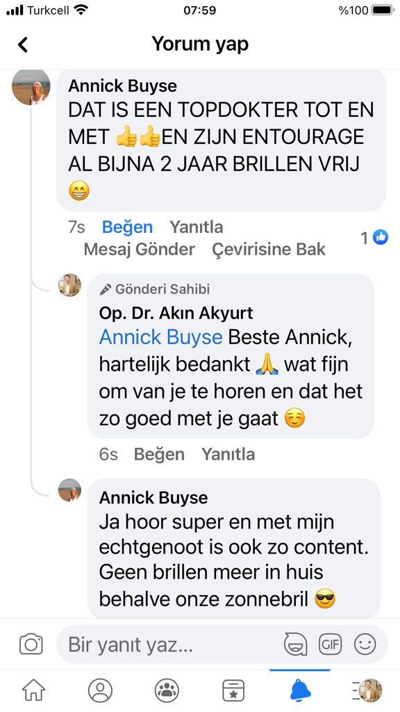 Annick Buyse